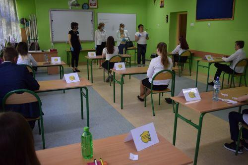 Czytaj więcej: Egzamin ósmoklasistów